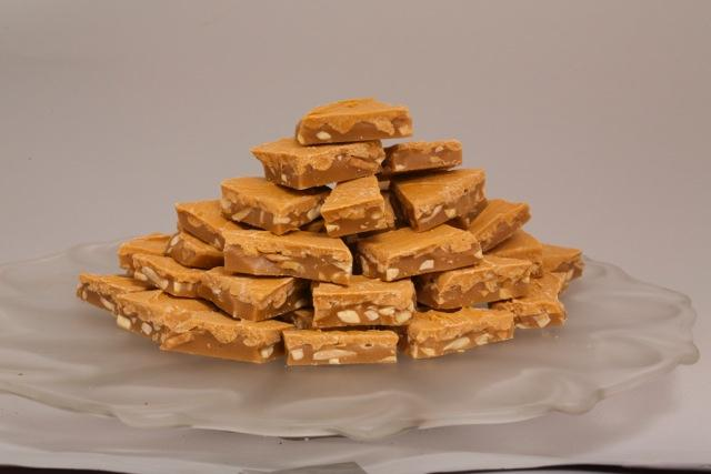 Butterscotch Handmade Christmas Toffee 2